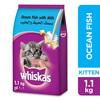 Whiskas Kitten Ocean Fish with Milk