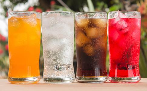 Soft & Energy Drinks