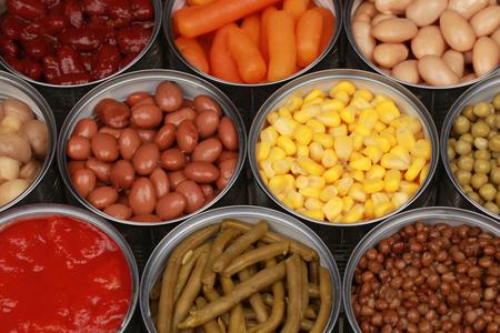 Canned & Jarred Food